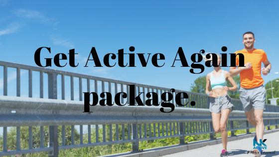 Get Active Again Package | NK Active Hampshire