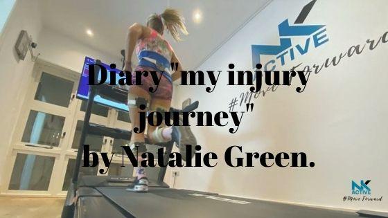 Triathlete Natalie Green| NK Active injury rehabilitation clinic Hampshire