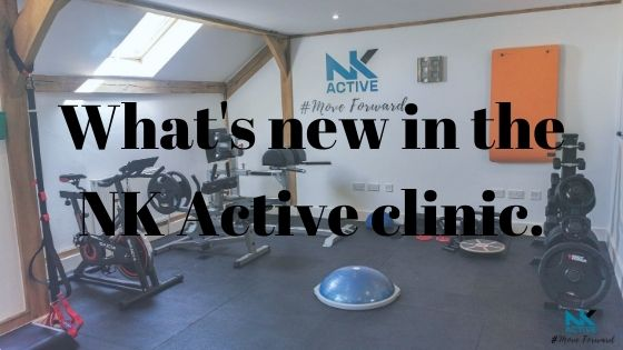 Inside the NK Active Clinic | Hampshire podiatry