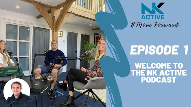 The NK active Podcast Welcome | NK Active Hampshire based rehabilitation clinic