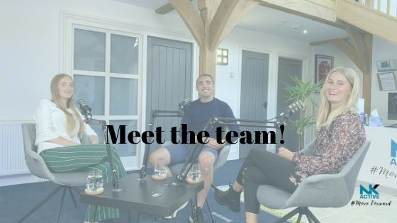 Meet the NK Active team | NK Active Hampshire physiotherapy and sports injury clinic