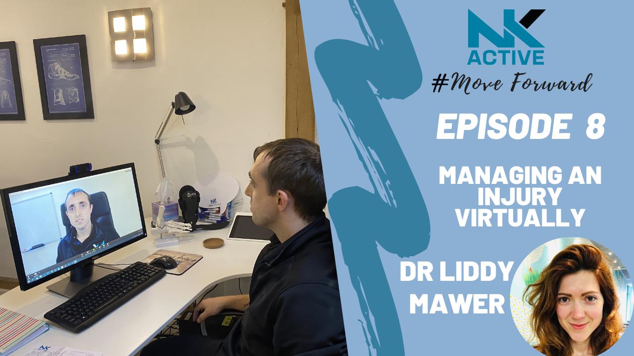 virtual health care | NK Active podcast episode | NK Active