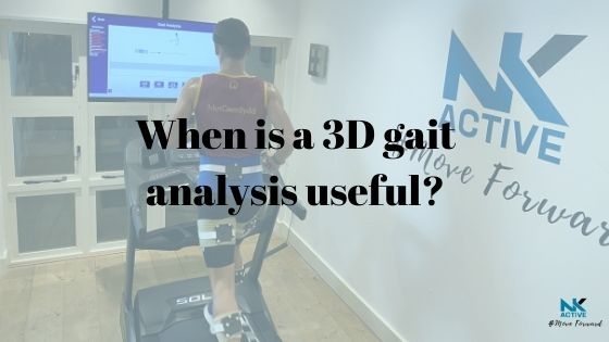 When is a 3D gait analysis useful