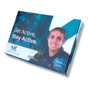 Plantar Fasciitis exercise box | NK Active