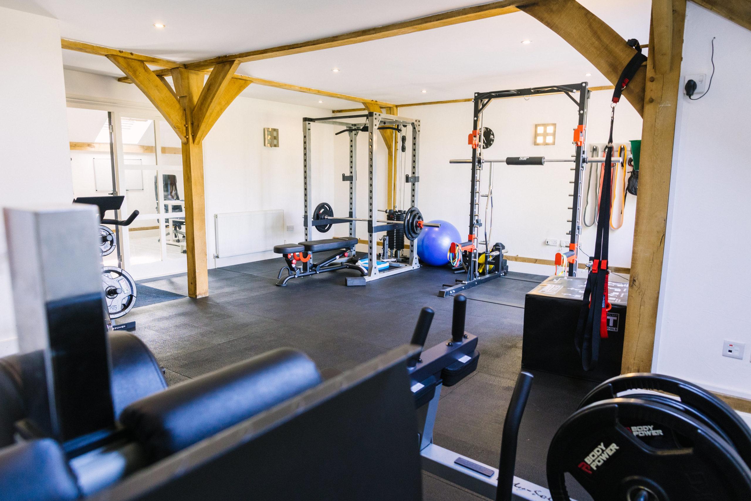 NK Active Gym   Sports injury rehabilitation Hampshire