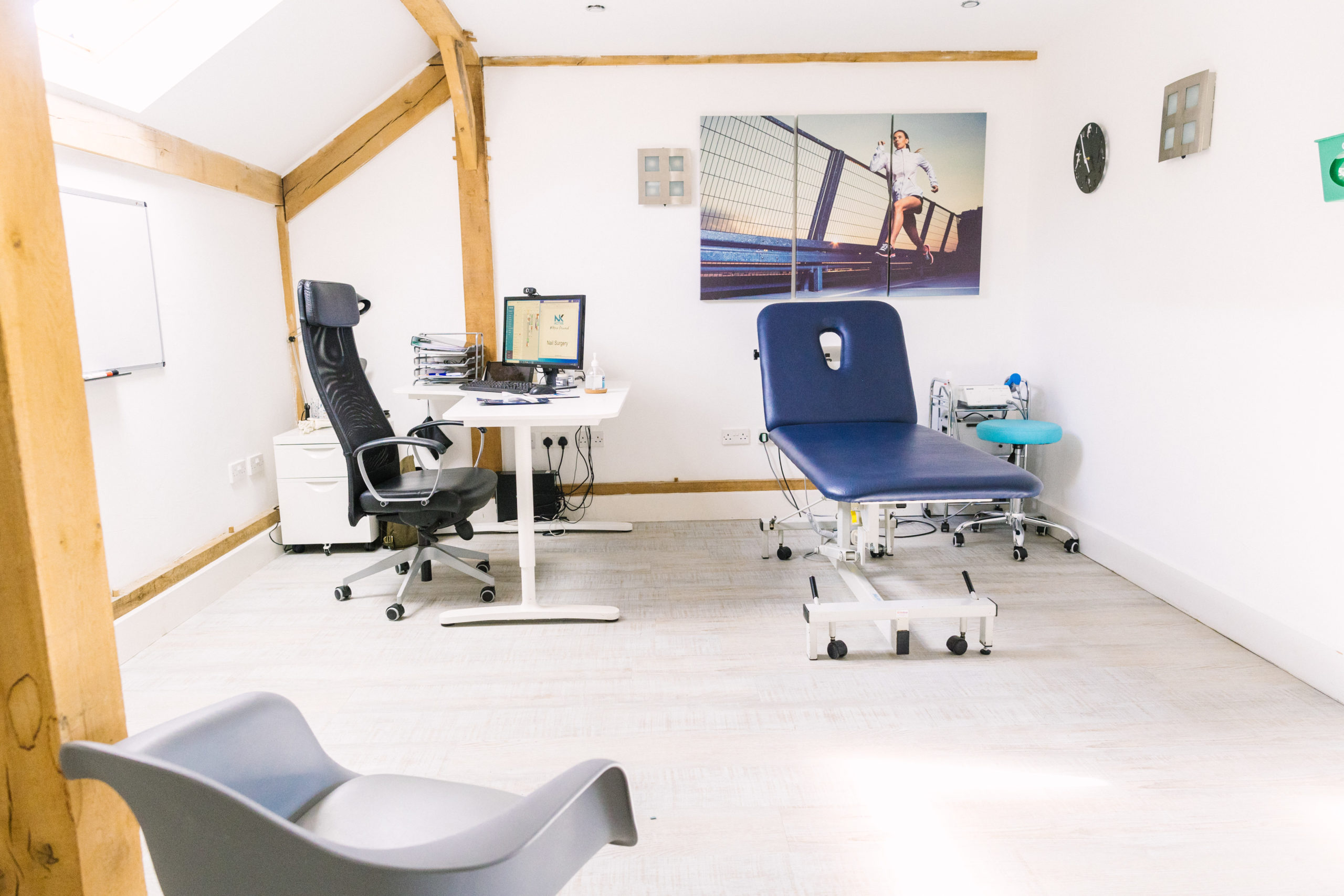 consultation room at NK Active