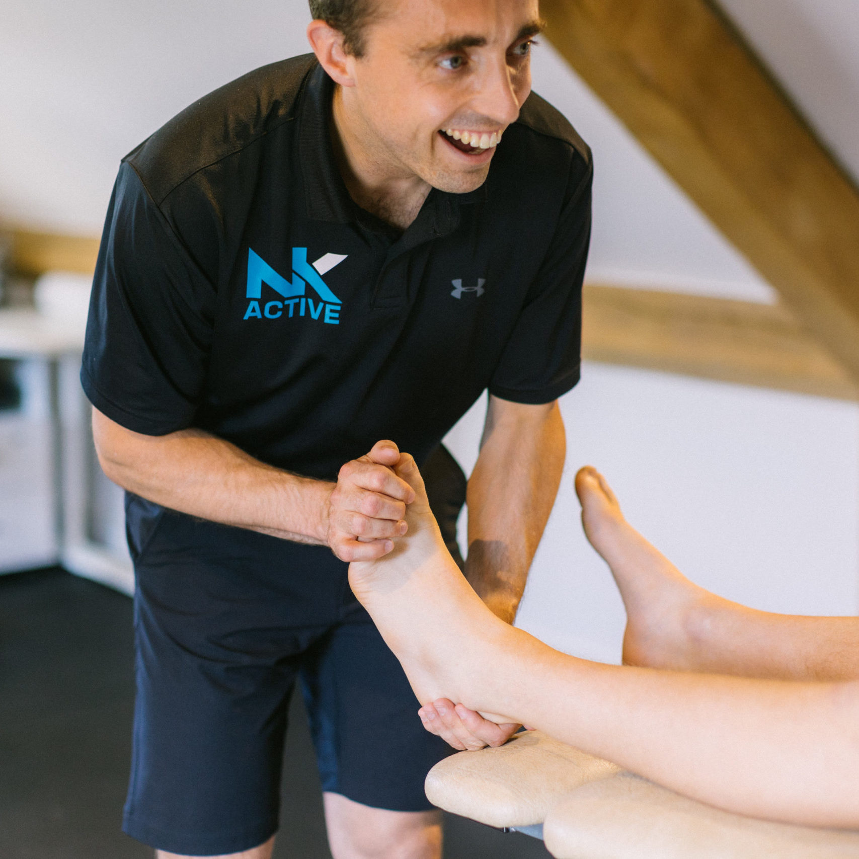foot and ankle injuries explained | NK Active