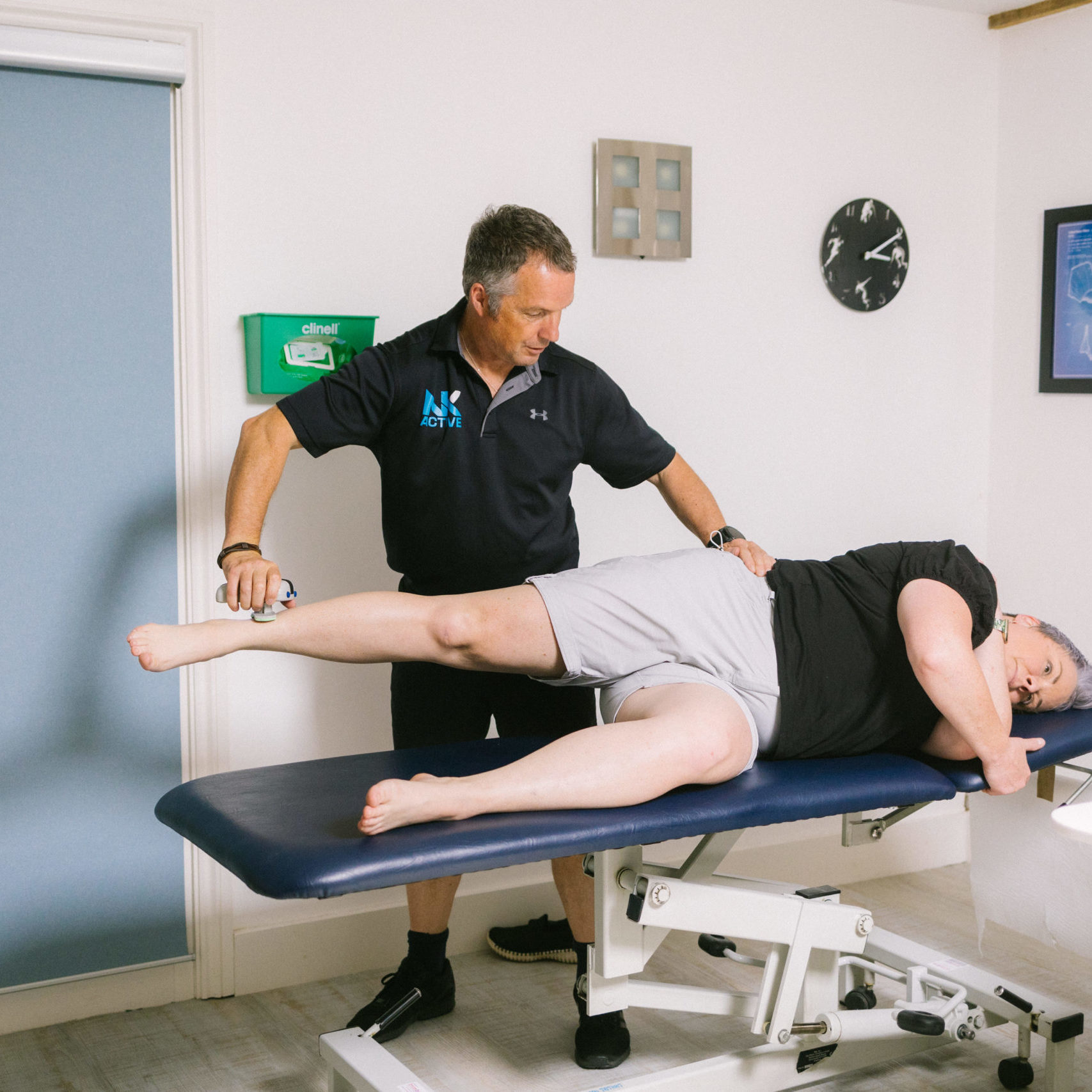 Private physiotherapist Hampshire   NK Active