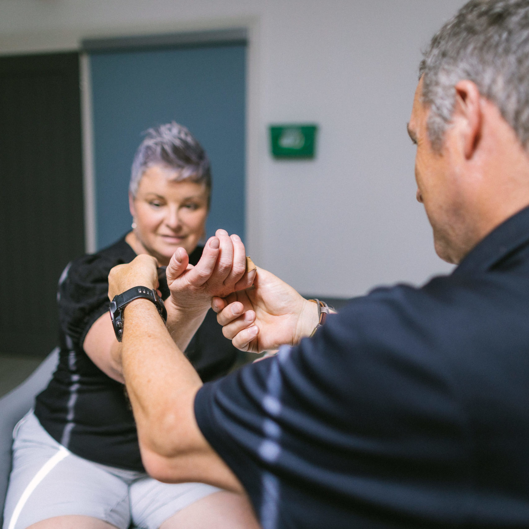 Private Physiotherapist Basingstoke | NK Active