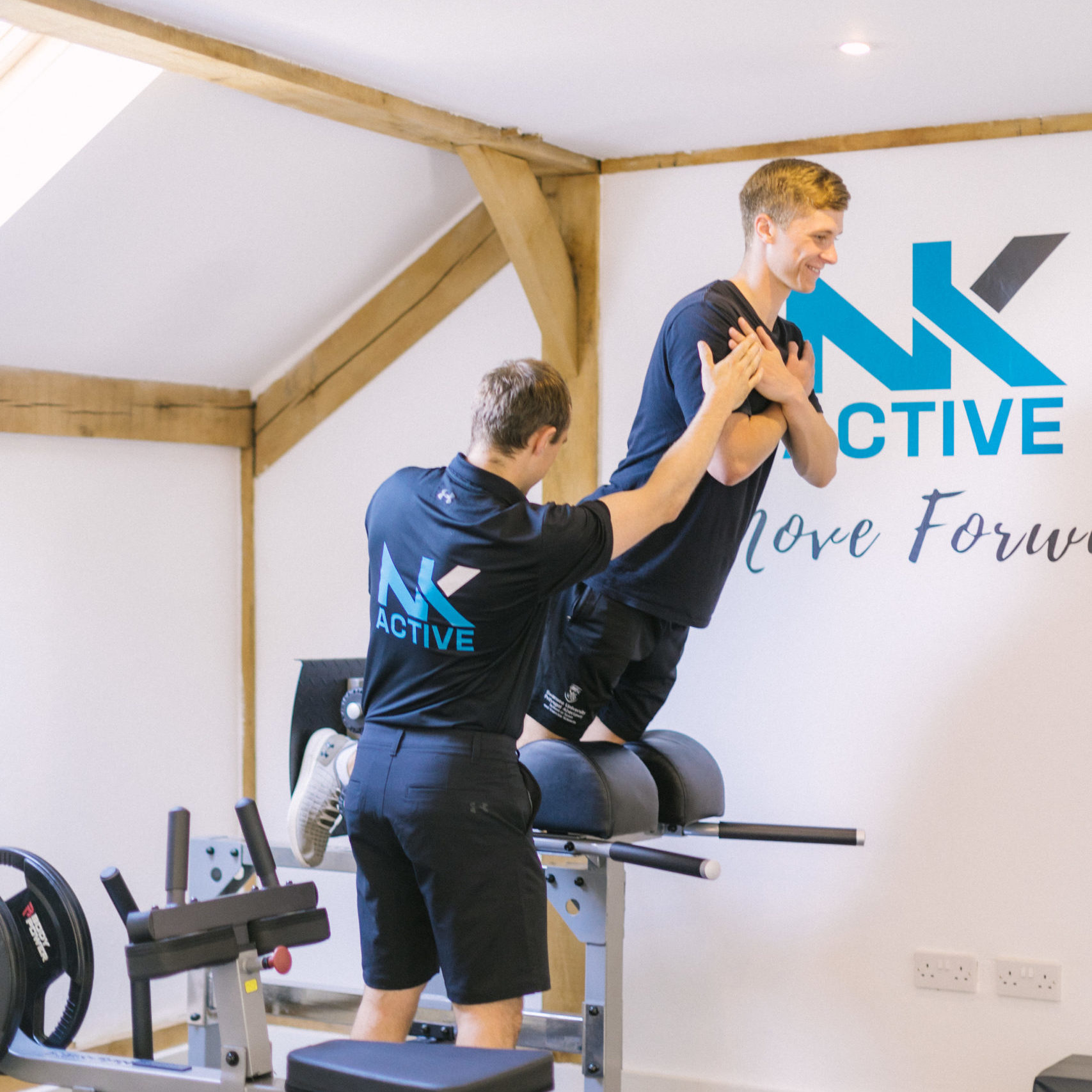 best physio Hampshire | NK Active