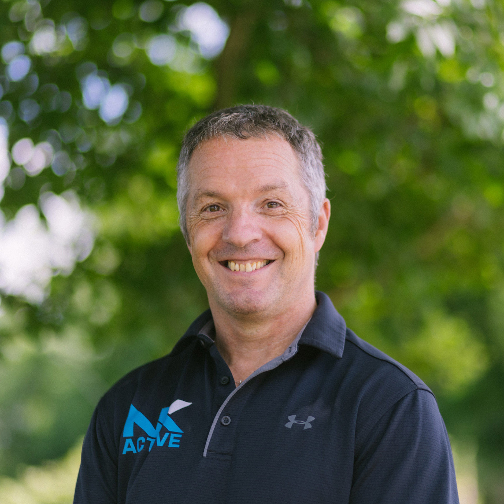 David Rigg sports rehabilitator   NK Active south coast sports injury clinic
